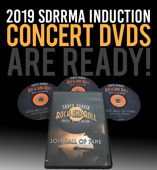 2018 DVDs are Ready
